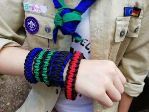 Survival-Armbänder